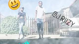 Young world dancers j.riizy and Lil jay dances to sauce all on me challenge