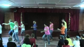 Вожатский танец - Недетское время