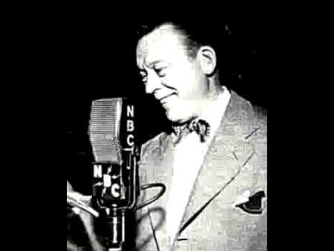 Fred Allen radio  62748 Jack Benny  Stop the Music