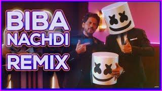 BIBA NACHDI   Reggaeton Bass Remix   Marshmello X Pritam   ft. Shirley Setia   Bharat Bass