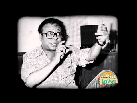 R.D Burman talks about his acting experience with Tabassum | Tabassum Talkies