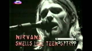 Nirvana - Pavilhão do Grupo Dramático e Sportivo de Cascais, Cascais 1994 (CLIPS)