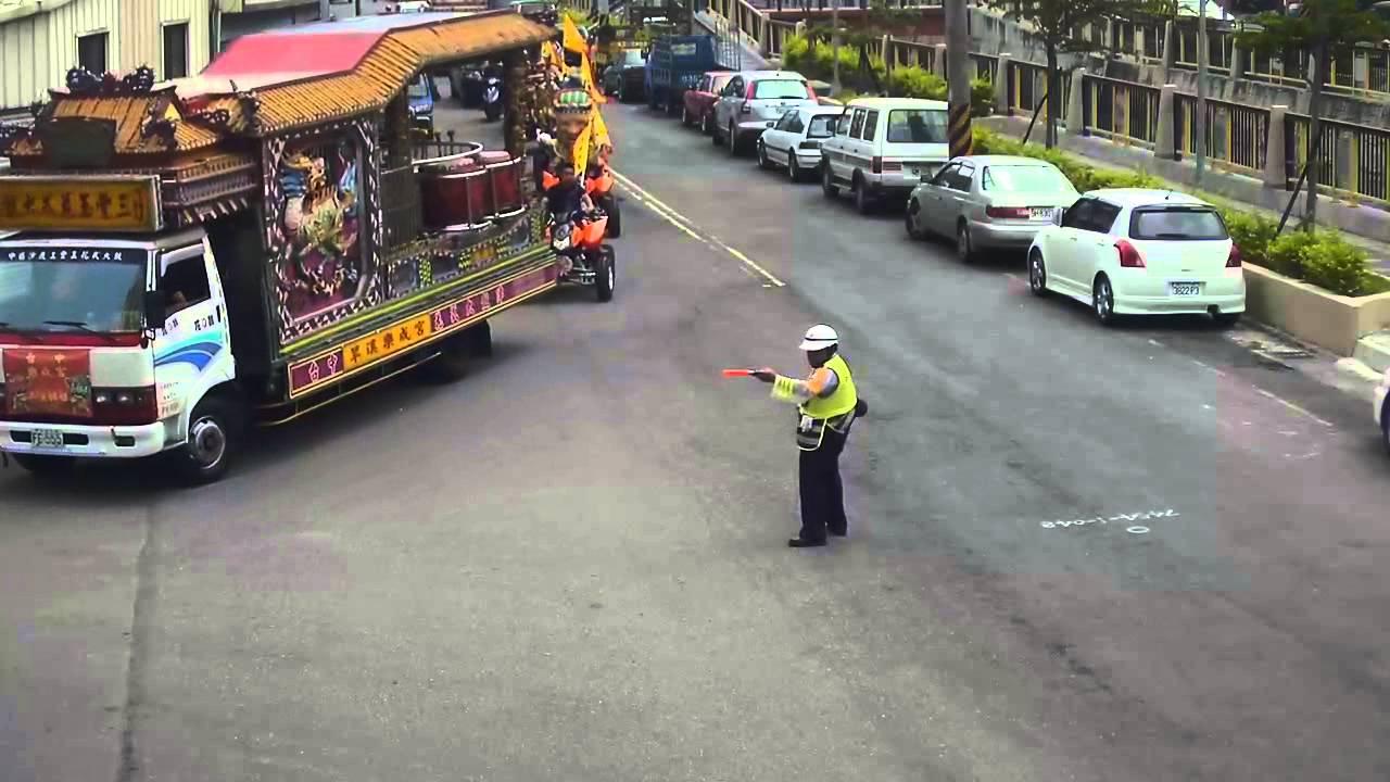 HD-SDI 高清攝影機720P 廟會出巡實錄(歐耐特科技) - YouTube