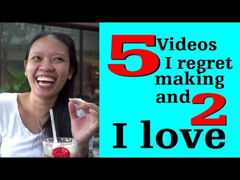5 Videos I Regret and 2 I love -- Making Texpat in Saigon Videos Isn't So Easy (a Conversation)