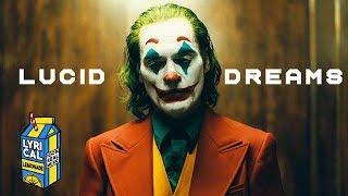 Joker X Juice Wrld Lucid Dreams Lyrics.mp3