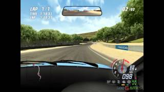 TOCA Race Driver 3 - Gameplay PS2 HD 720P