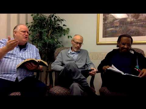 Holy Ghost Forum 35  pt 1