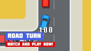 Road Turn · Game · Gameplay