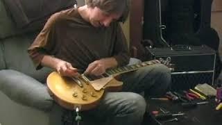 How to Flip the Saddle Bridge on a Les Paul Guitar: Pt 1