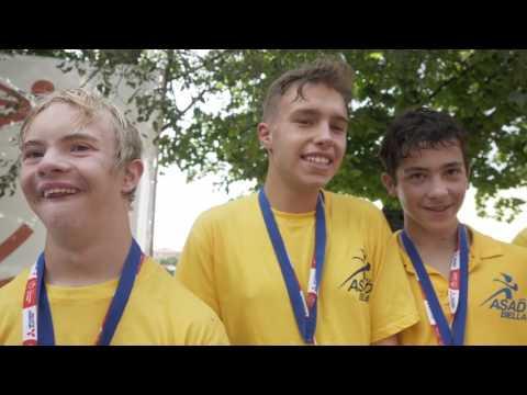 XXXIII Giochi Nazionali Estivi Special Olympics Biella: i momenti più belli