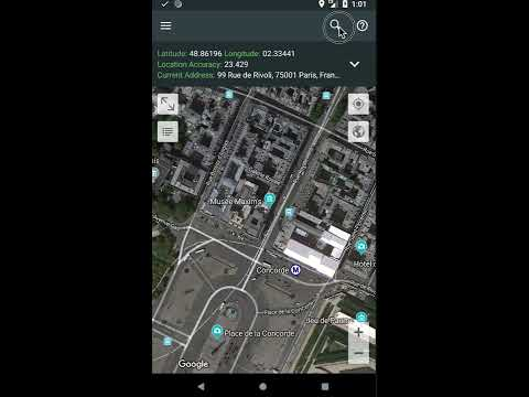 Best app for saving locations & sharing live location