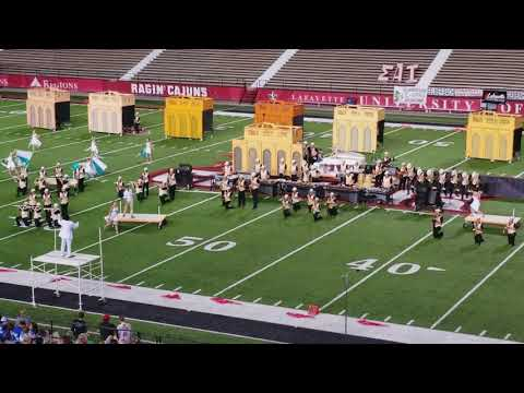 Fontainebleau High School Marching Band - Nov. 4, 2017