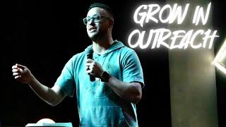 GROW IN OUTREACH | THE BRIDGE CHURCH