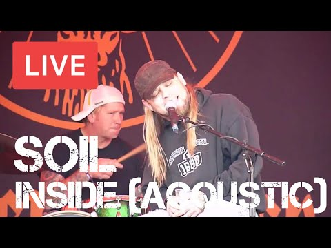 Soil - Inside (Live and Acoustic) in [HD] @ Download Festival 2012