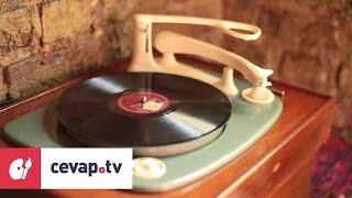 Plak takılan müzik aleti
