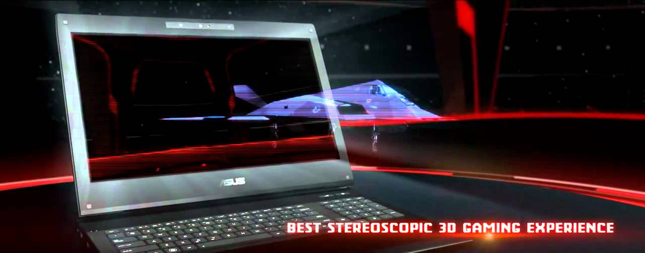 Asus G74Sx Notebook Nvidia Stereoscopic 3D Drivers PC