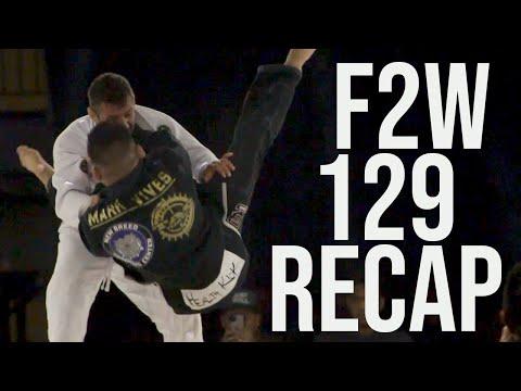 Combat Corner Fight 2 Win 129 Athlete Recap