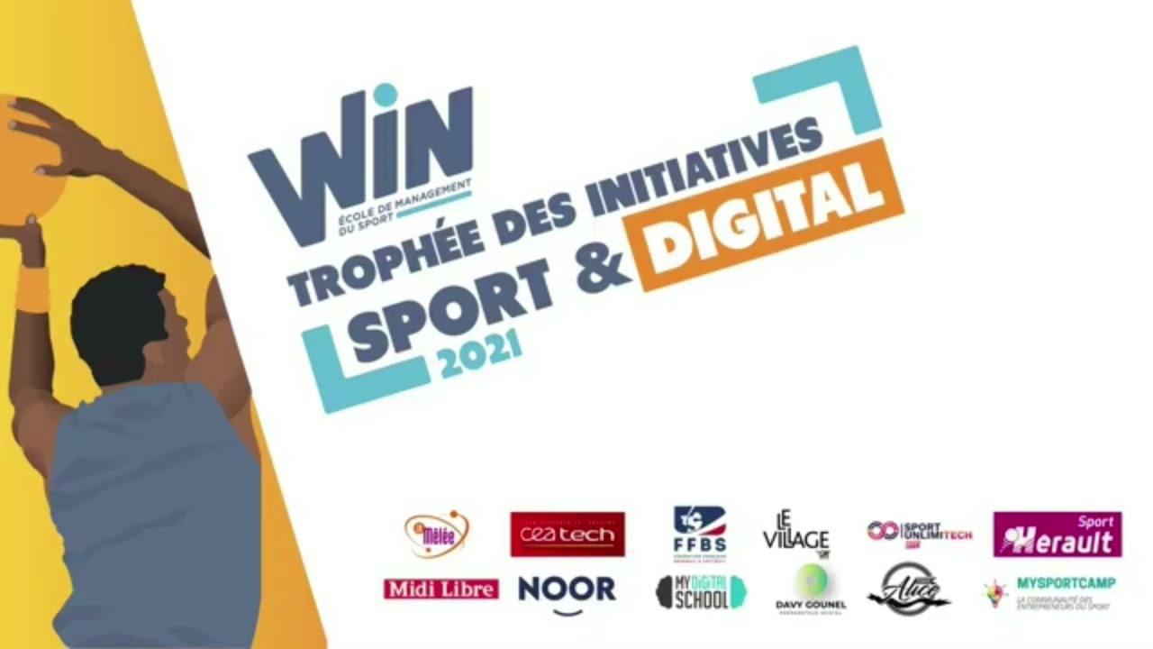 Trophée des initiatives 2021 - Win Montpellier