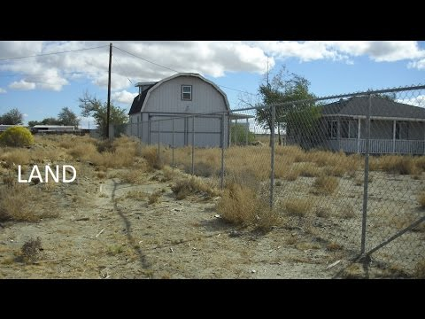 Los Angeles County Land for sale, Industrial Land in Lancaster, CA