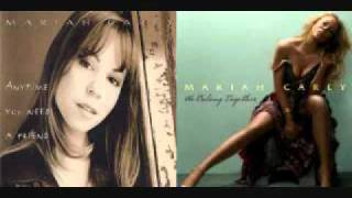 Mariah Carey - We Belong Together/Anytime You Need A Friend Mashup