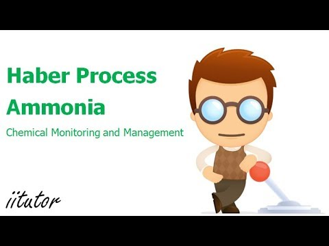 √ Haber Process - Properties and uses of Ammonia - Chemical Monitoring and Management | iitutor