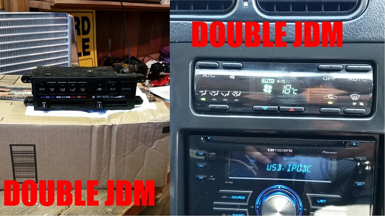 episode 6 hotrs digital climate control install s13 silvia youtube rh youtube com