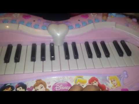 Dancing Princesses Theme Song  Piano  Ba Doll