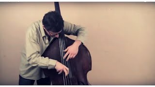 Funky upright bass solo 'Do it'