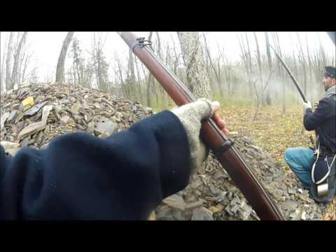 Civil War Reenactment - 1st Person POV