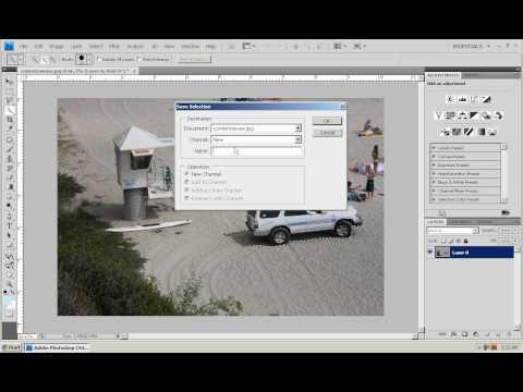 Photoshop CS4 - Phan 1 - Bai 22 - Content Aware Scale
