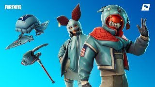 Fortnite New skins. Growler,Flapjackie - Animal jacket skins