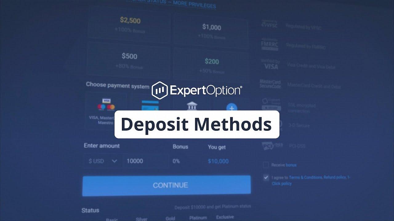 bitcoin investimento confiança stoick expert option webinar