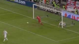 sweden vs england 4 2 zlatan ibrahimovic unbelievable bicycle goal with stan collymore commentary