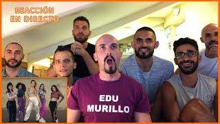 REACCIÓN a Lola Indigo - Ya No Quiero Ná (videoclip) I edusanzmurillo
