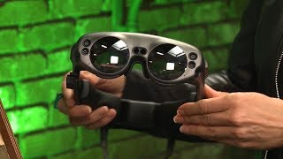 Hands-On With Magic Leap AR Headset - The New Screen Savers 178
