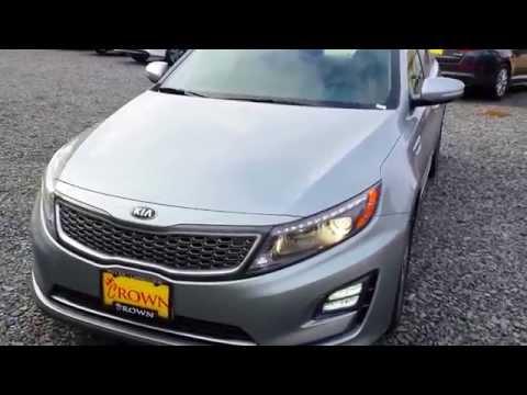 2015 Kia Optima EX Hybrid Tyler Texas