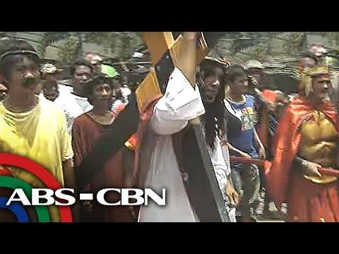 UKG: Senakulo sa Pampanga, tuloy sa kabila ng pagtutol ang Simbahan