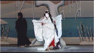 Classical Japanese Dance *antique odoriko *Sagi Musume
