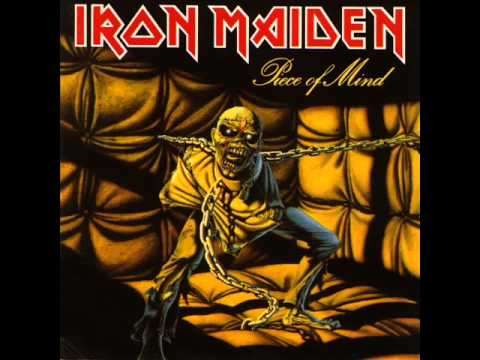 Iron Maiden - Quest For Fire