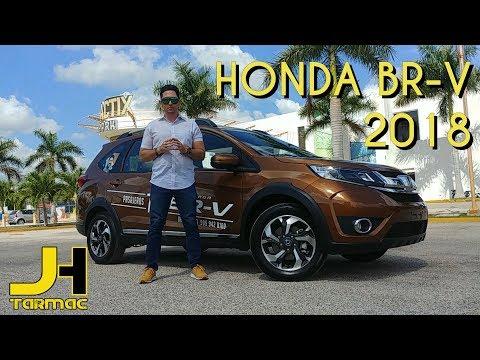 Honda BRV 2018 Prueba a fondo! Huele a Honda y sabe a Honda pero...