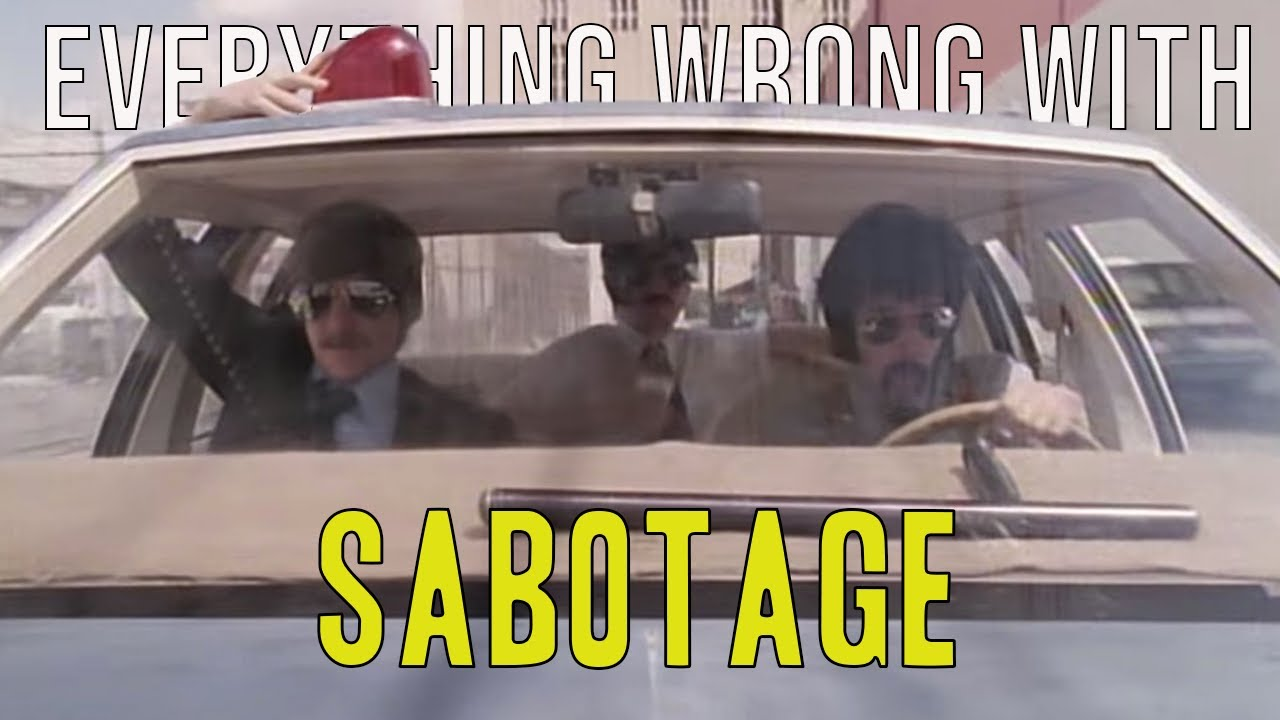 """Everything Wrong With Beastie Boys - """"Sabotage"""""""