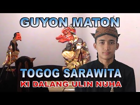 Guyon Maton Togog Sarawita ~ Ki Dalang Ulin Nuha (Lucu Menghibur)