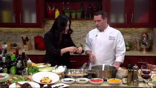Chef Andrew Visits Windy City LIVE - January 23, 2013