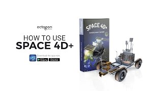 HOW TO USE SPACE 4D - Augmented Reality Flashcards