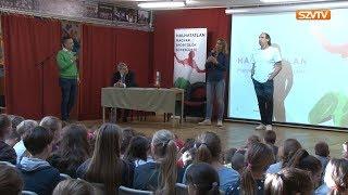 Olimpiai bajnokok a Rákóczi iskolában