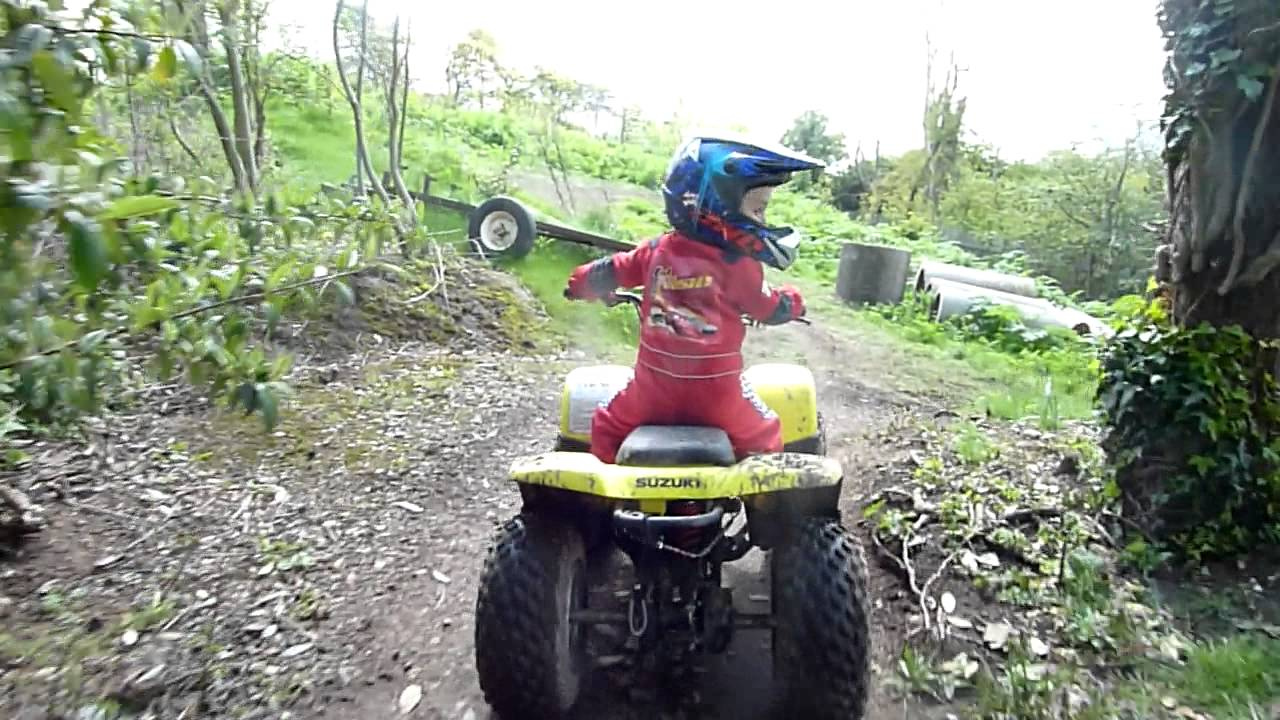 Kids Quad Bikes Youtube