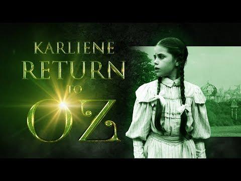 Karliene - Return to Oz mp3 ke stažení