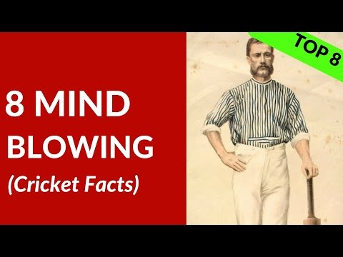 8 AMAZING Cricket Facts to BLOW YOUR MIND!