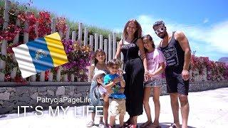 Ganze Familien im Urlaub 1/2 | Gran Canaria Urlaub vlog 2018 - It's my life #1165 | PatrycjaPageLife