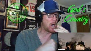 REACTION VIDEO - GOD'S COUNTRY - BLAKE SHELTON